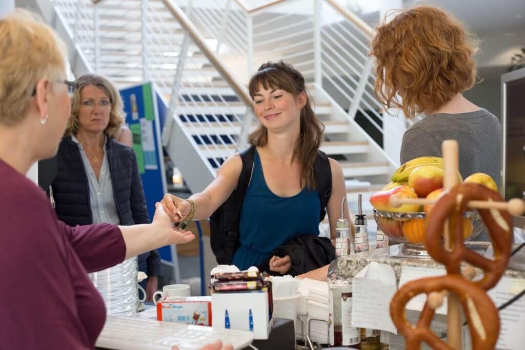 Student cafe Witten/Herdecke University